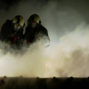 Brandschade rook