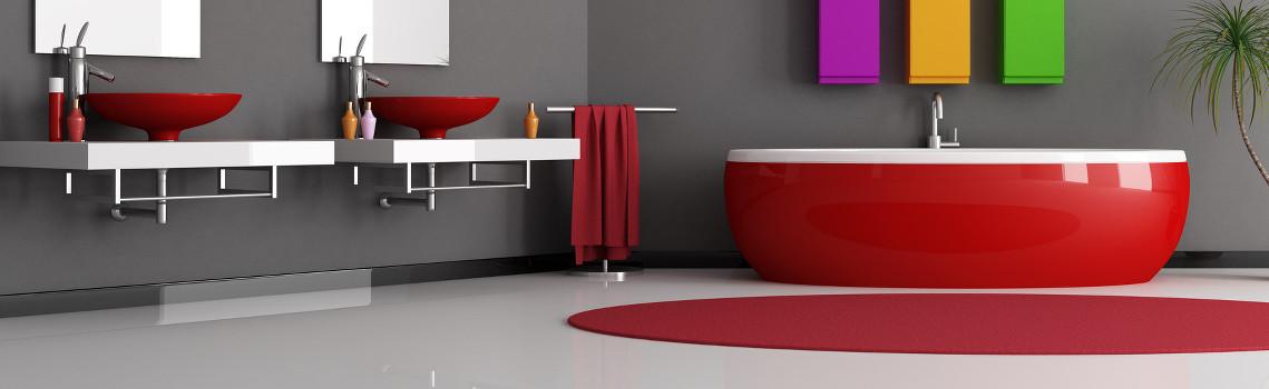 design coatingvloer badkamer interieur schilder